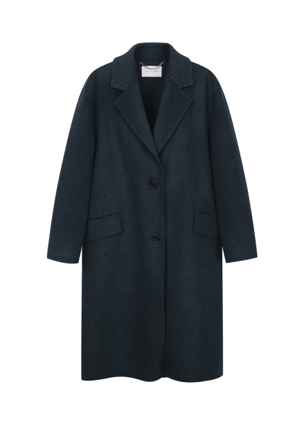 Wool Cashmere Regular Fit Coat