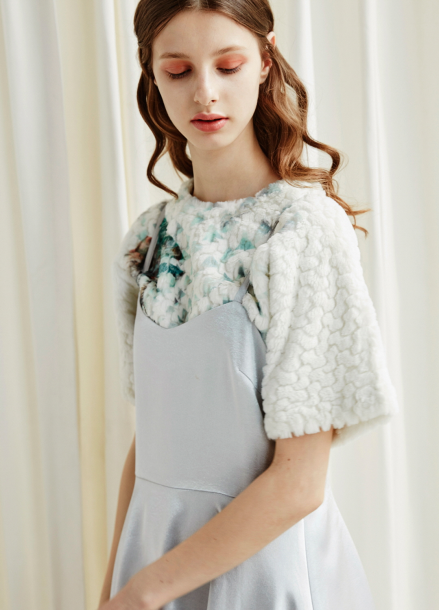 [TIBAEG/시즌오프!/30%SALE] 17FW PARTS TOP_IVORY