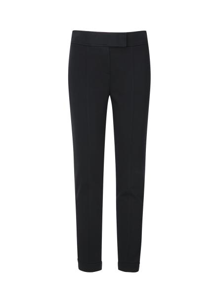 Snap Button Slim Pants