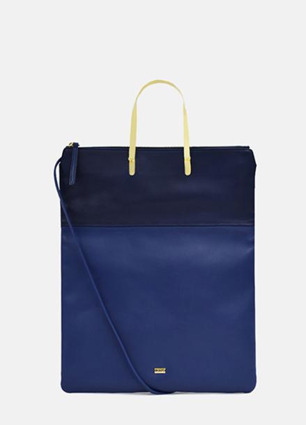 [10%할인/EENK] HOCKNEY BAG NAVY