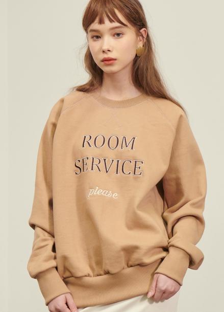 [SALON DE YOHN/시즌오프 단독30%]Room Service MTM (기모)_Beige