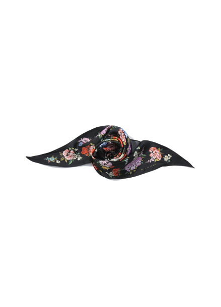 Spring Silk Petit Muffler