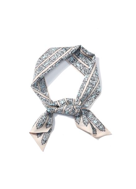 Printed Tie Muffler