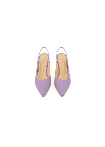 [CENDRILLON/입점기념/15%+5%쿠폰] Hillcrest Slingback_Lavender
