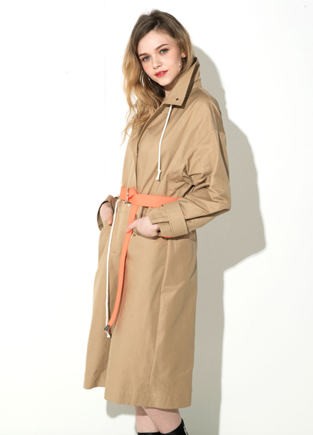 [ATICLE/18SS 신상 5%+5%쿠폰] 18SS Welding point trench coat