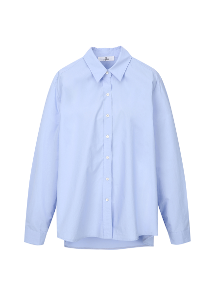 [30%] Loose-Fit Basic Shirt