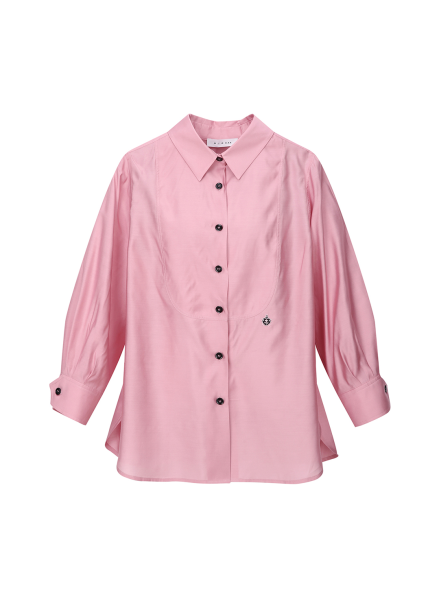 Patch Point Blouse