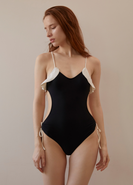 [신상 5%쿠폰/GIANNA]Modern Monokini Swimwear