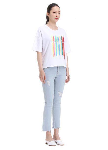 Rainbow T-shirts