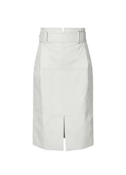 Belt Trimming Skirt