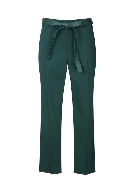 Belt Basic Slacks Pants