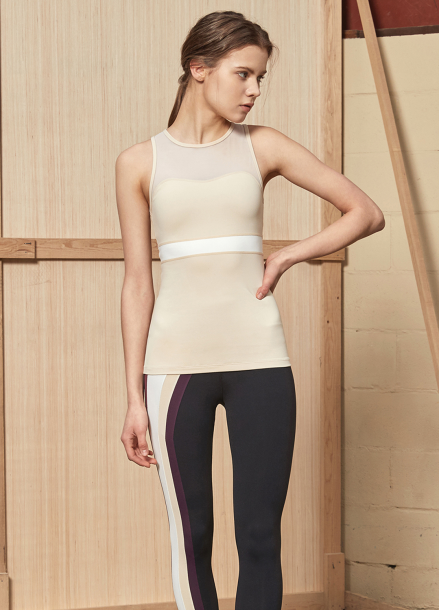 [20%할인/LOWEIGHT/TANK] LT-156 BEIGE
