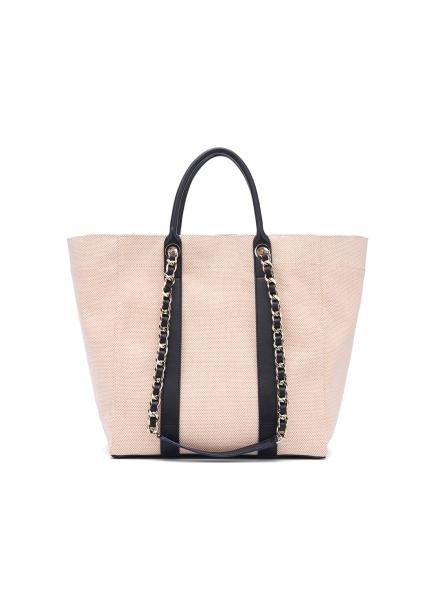 Chain Shopper Bag
