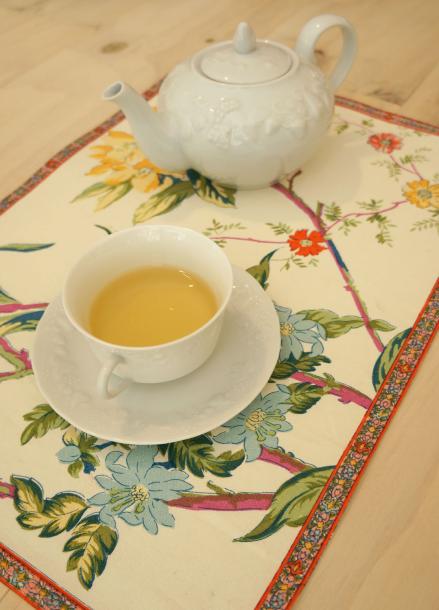 [& MIX] Corsica Country Lemon Tablemat 2 Set