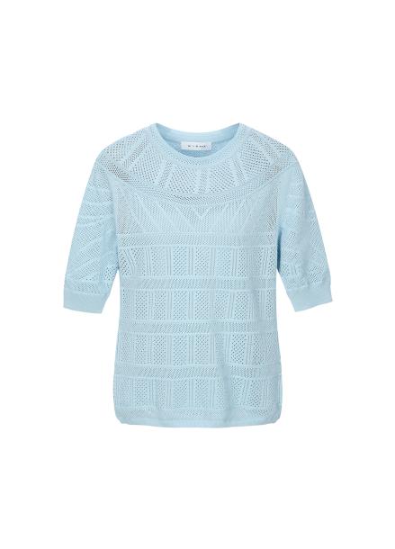 Unique Texture Pullover