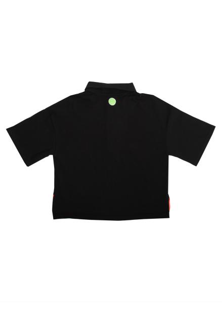 [ATICLE] PLAY TENNIS PK T-SHIRT (Black)