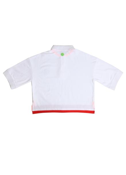 [ATICLE] PLAY TENNIS PK T-SHIRT (White)