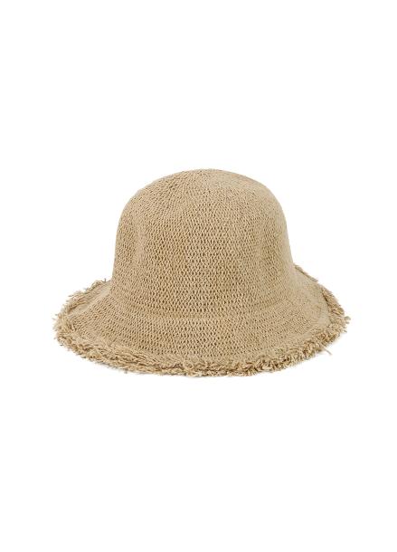 [시즌오프 30%할인/COMING STEP]Raffia Panama Hat
