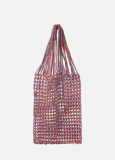 [EENK] Knett Bag_Sky Blue&Orange