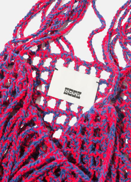 [EENK] Knett Bag_Red&Blue