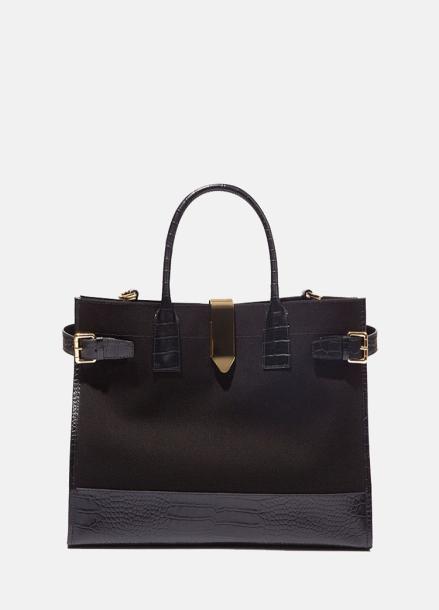 [EENK] Haze Bag_Black&Black