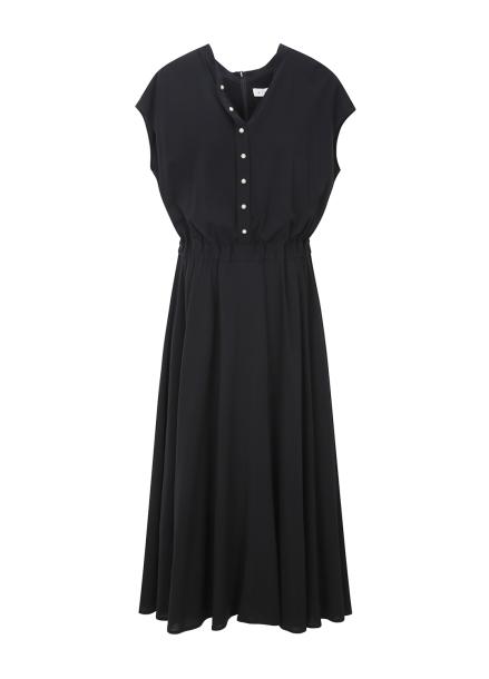 Peal Waist Bending Dress