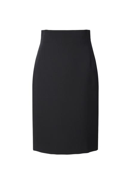 H-Line Basic Midi Skirt