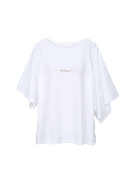 Illuminant Lettering T-shirts