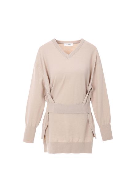 Waist Bending Pullover