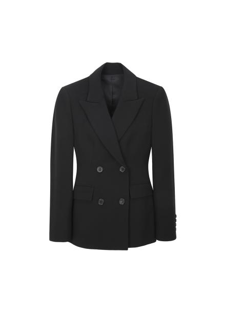 Slim Basic Double Jacket