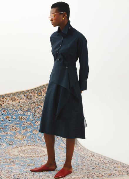 [J.Chung] Shirting Dress