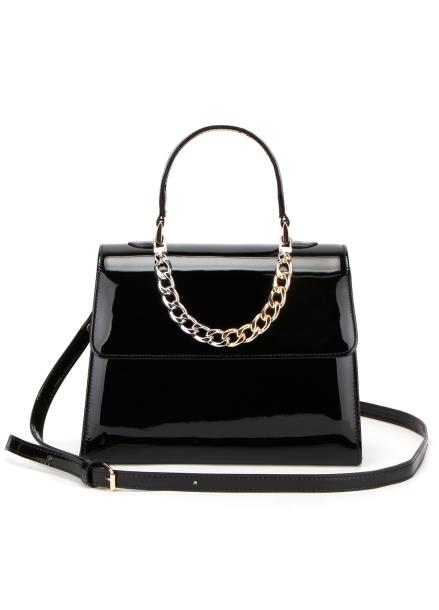 Mode Museum Ver.02 M Handbag_M Black