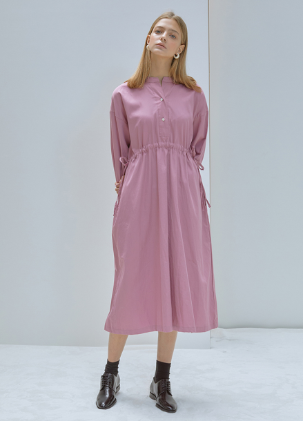 [5%할인/ANEDIT]F STRING LONG DRESS_LV