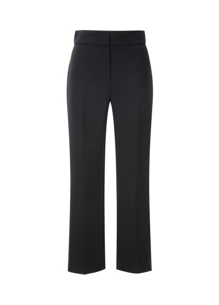Basic Slim Fit Slacks Pants