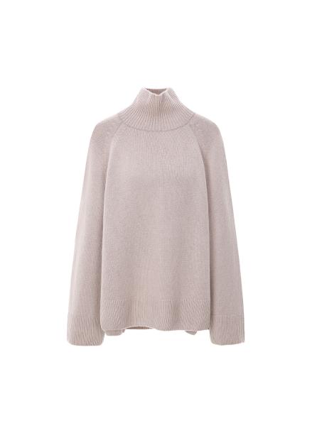Half Neck Cashmere Pullover