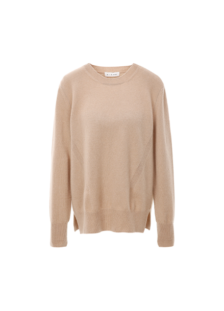 Basic Cashmere Pullover