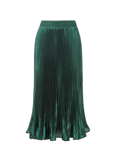 Glam Pleats Long Skirt [주문폭주]