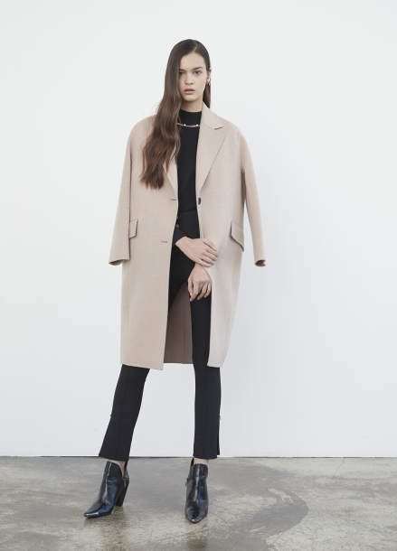 Basic Wool Single Coat