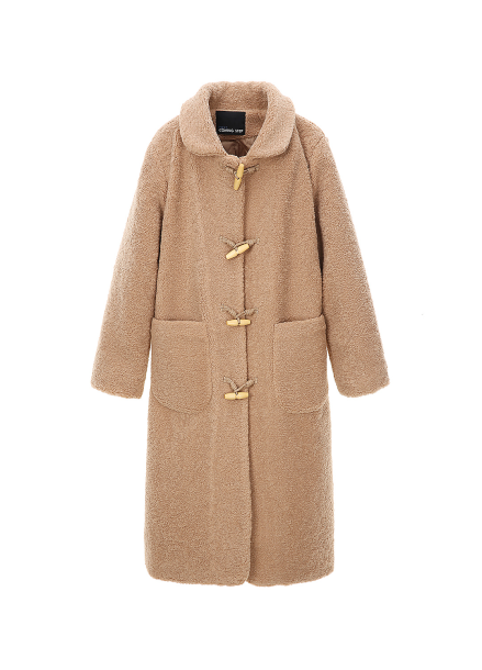 Teddy Bear Duffle Coat