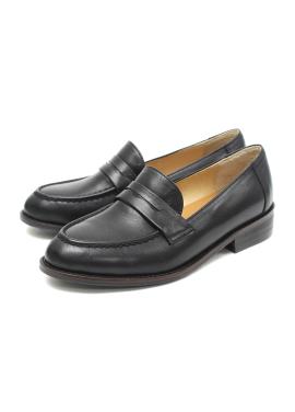 [W] Smart Loafer_Soft Black