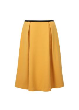 Flared Midi Skirt [장나라 착용]
