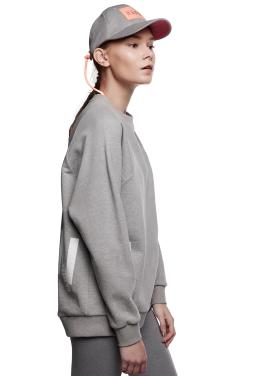 [ATICLE/50%SALE]Overfit Tape Printed Sweatshirt
