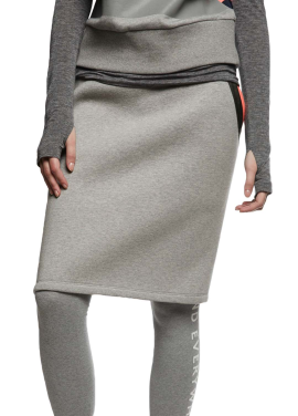 [ATICLE/50%SALE]Slim fit Colors Tape Skirt