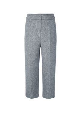Straight Fit Basic Pants