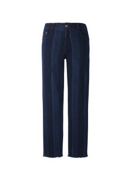 Stripe Patterned Denim Pants [김성령 착용]