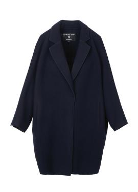 Over-sized Basic Coat