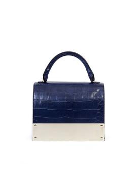 [MODERNIQUE] 변정수,박지윤 착용 Margaret Mini bag - Navy