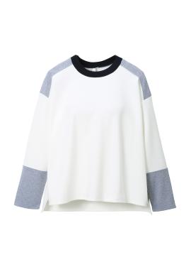 Colorblock Sleeve T-Shirt