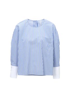 Stripe Patterned Blouse [가희/김고운 착용]