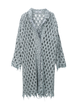 Fringe Trimmings Netting Jacket